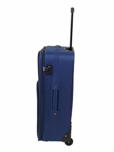 65d13769a8688 Dielle 211 walizka duża poszerzana blue - Dielle - najlżejsze ...