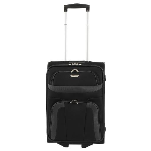 9c197241fb155 Travelite Orlando walizka mała 98487 czarna - Dielle - najlżejsze ...