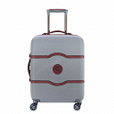 Delsey Chatelet Air walizka S slim silver